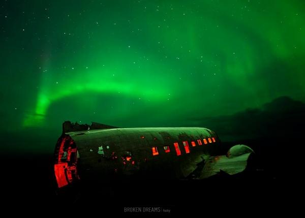 ¡Ya tenemos resultados del taller de fotografía en Islandia de NightColours con Maglite!