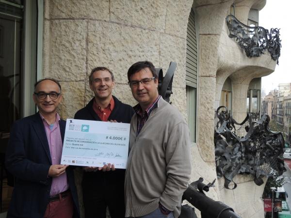 El Delta Birding Festival destina 4.000€ a un proyecto de conservación en  la laguna de la Alfacada