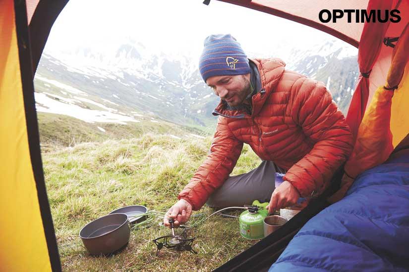 Cocina de camping Optimus | Esteller