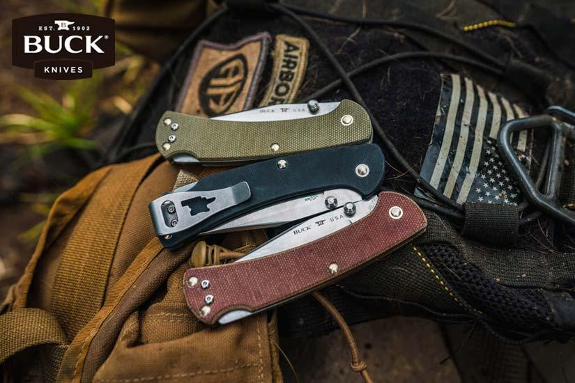 Navajas y cuchillos Buck Knives | Esteller