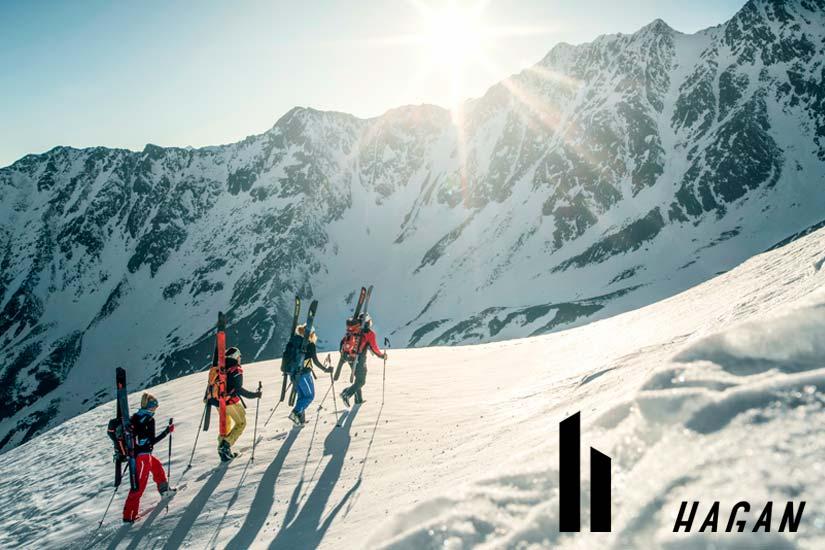 Esquís de montaña Hagan | Esteller