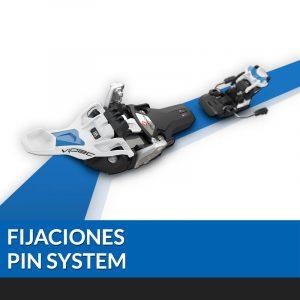 Fijaciones PIN SYSTEM