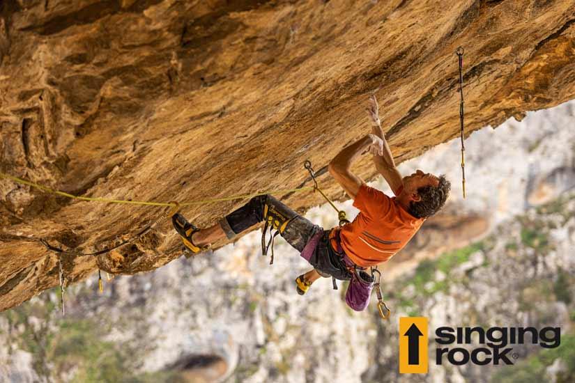 Material escalada y trabajos verticales Singing Rock | Esteller