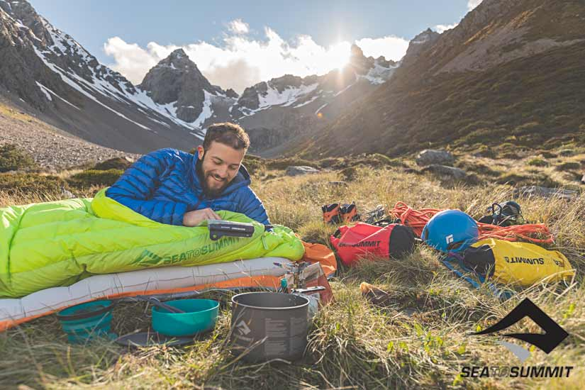 Equipamiento outdoor Sea to Summit | Esteller