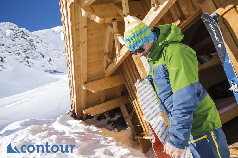 Pieles de foca para esquís Contour | Esteller