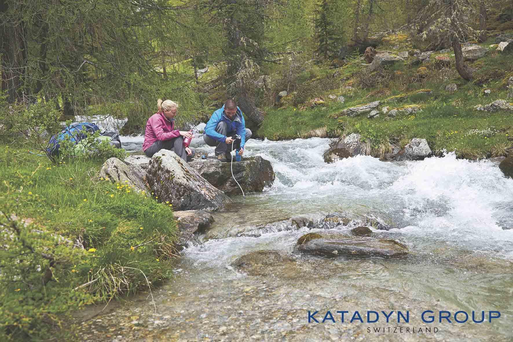 Filtros potabilizadores de agua Katadyn | Esteller