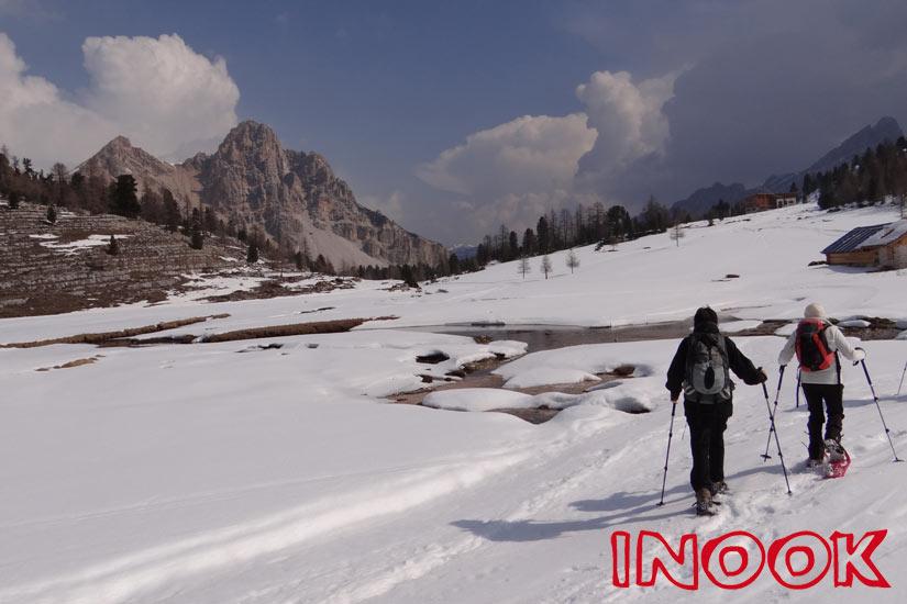 Raquetas de nieve Inook | Esteller