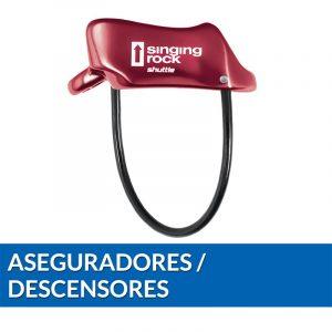 Aseguradores / descensores
