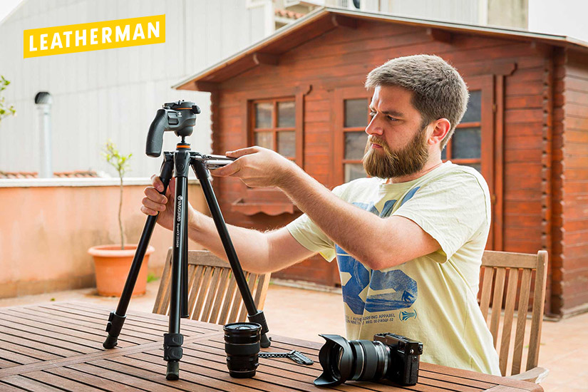 Multiherramienta Leatherman | Embajador Guillem Calatrava | Esteller