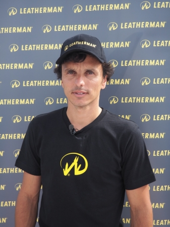 Leatherman patrocinará a Dídac Costa en la Vendée Globe 2016