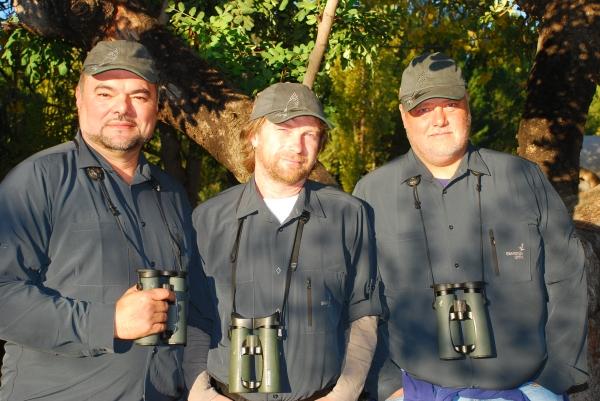 El equipo Rarebirdspain Swarovski Optik Birdracing Team se proclama campeón de España en la maratón ornitológica