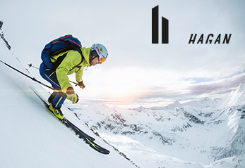 HAGAN | Fijaciones y pieles de competición de esquí 00 | Esteller