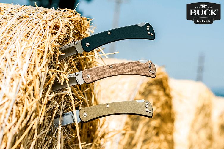 Cuchillos tácticos | Buck Knives