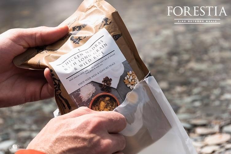 Comida esterilizada | Forestia