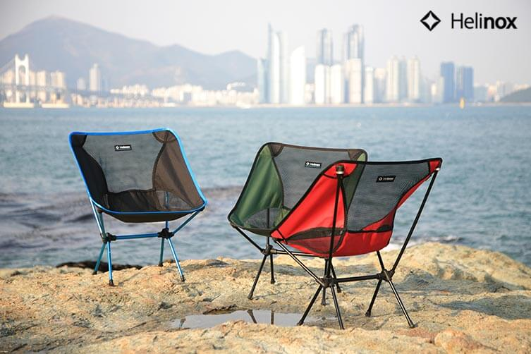Mesas y sillas plegables para camping I Helinox