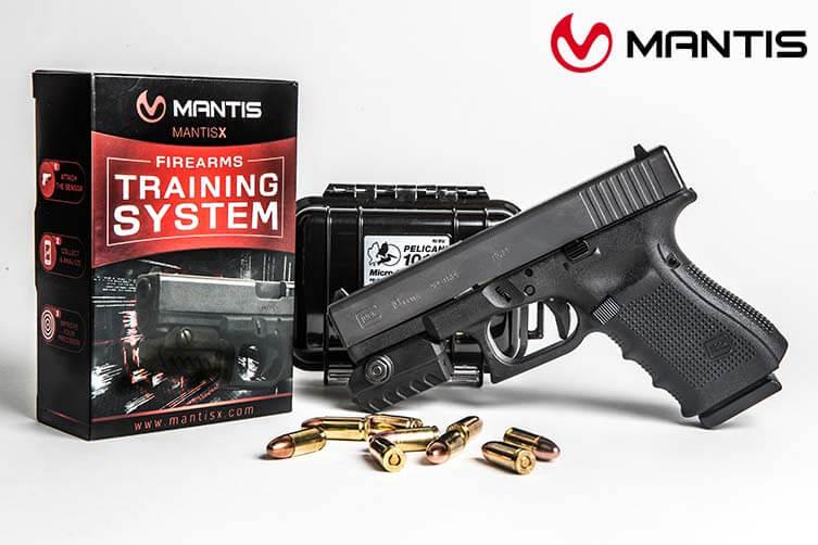 Sistema de entrenamiento de tiro | MantisX
