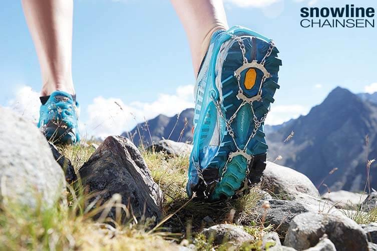 Crampones flexibles para zapatos | Snowline