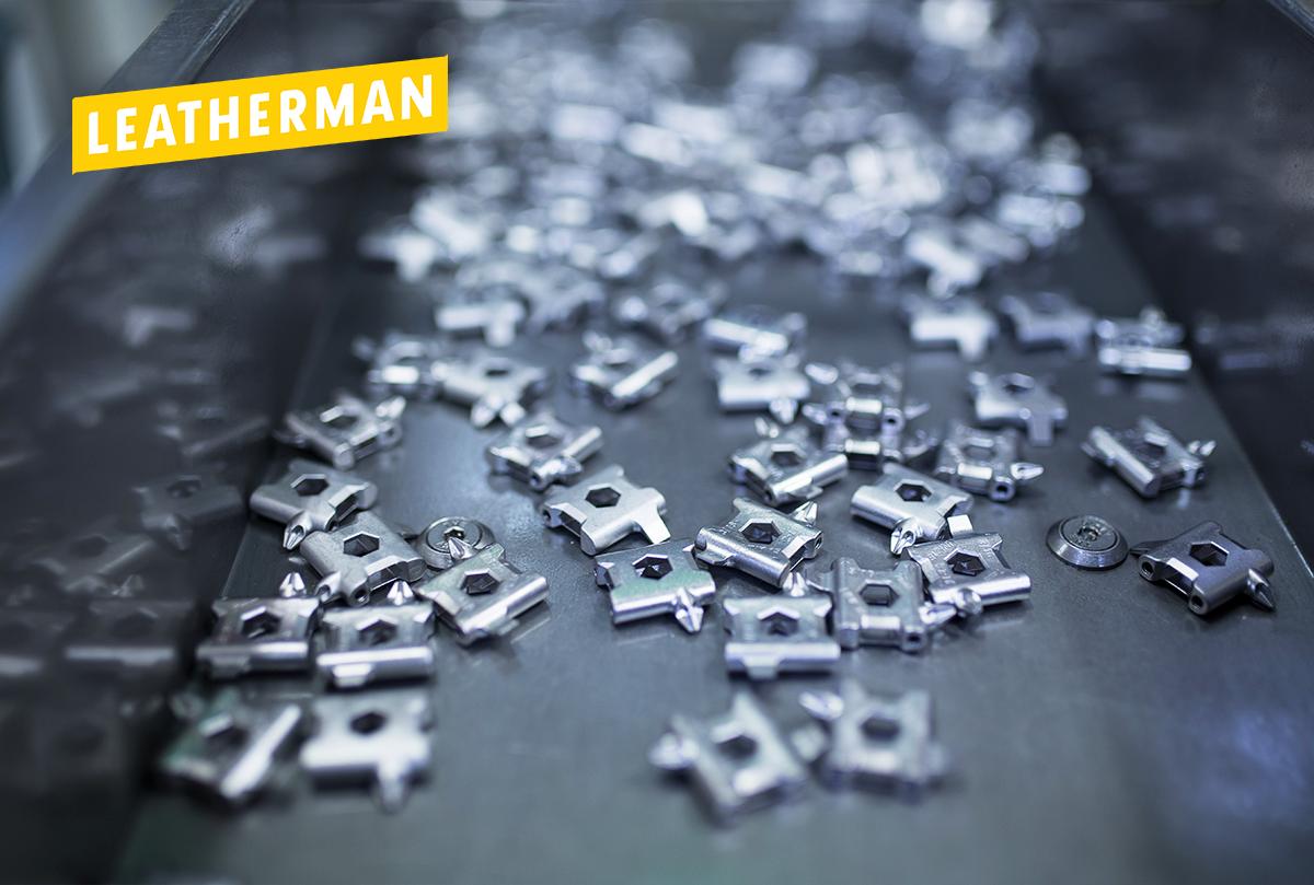 Multiherramienta Leatherman | Fabricacion01 | Esteller