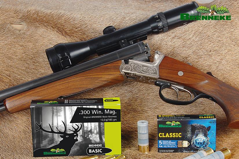 04 Munición para escopetas y rifles | Esteller Distribuidor en España y Portugal | Brenekke