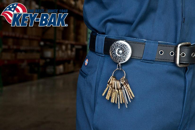 01 Llavero retráctil Key-Bak   Esteller Distribuidor en España y Portugal   Key-Bak