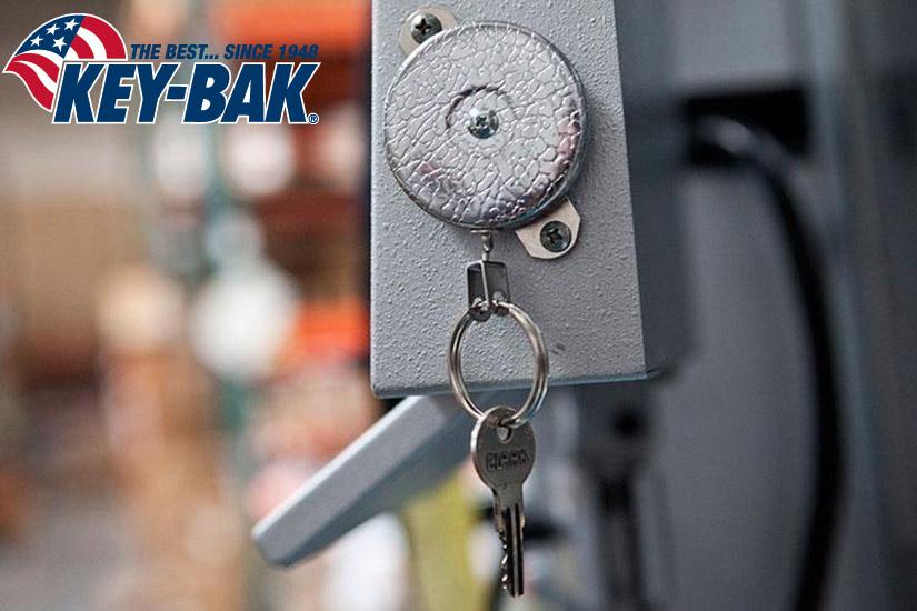 03 Llavero retráctil Key-Bak   Esteller Distribuidor en España y Portugal   Key-Bak