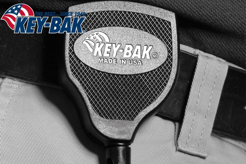 05 Llavero retráctil Key-Bak   Esteller Distribuidor en España y Portugal   Key-Bak