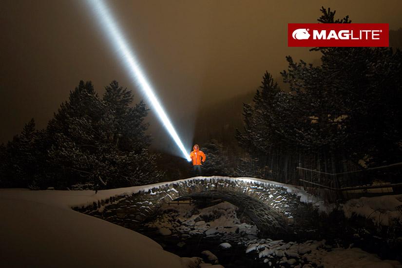 LInternas incandescentes para lightpainting | Carles Calero 02 | Maglite