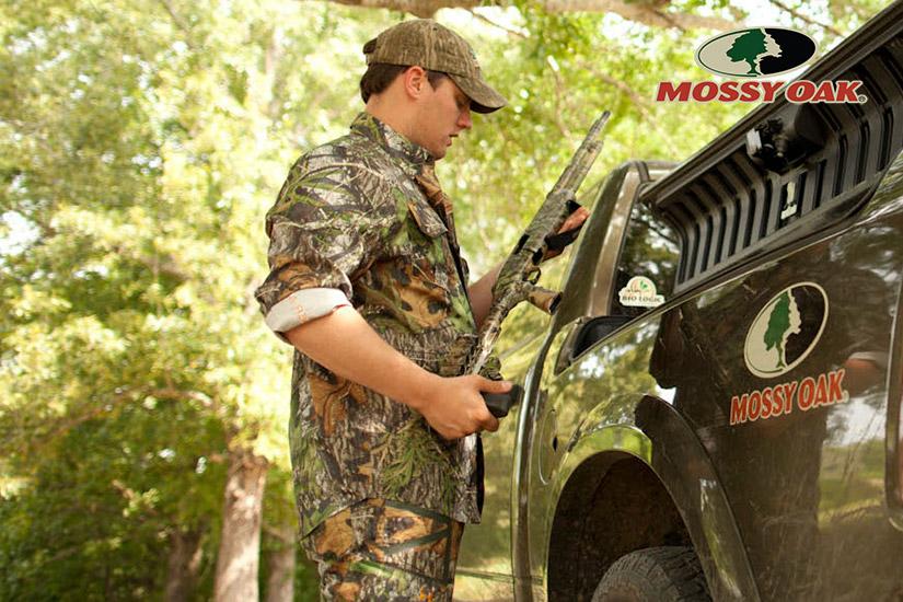 01 Ropa de camuflaje Mossy Oak | Esteller Distribuidor en España y Portugal | Mossy Oak