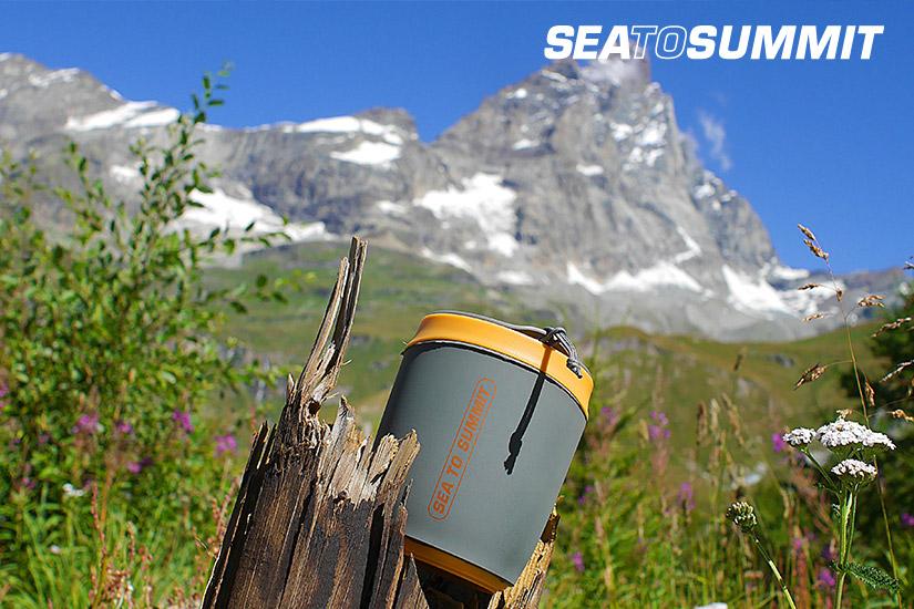 05 Material de acampada Sea to Summit | Esteller Distribuidor en España y Portugal | Sea to Summit