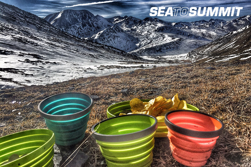 07 Material de acampada Sea to Summit | Esteller Distribuidor en España y Portugal | Sea to Summit