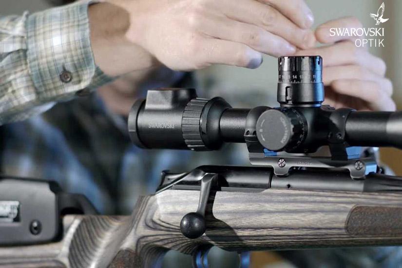 04 Visores de caza y ópticas Swarovski Optik | Esteller Distribuidor en España y Portugal | Swarovski Optik