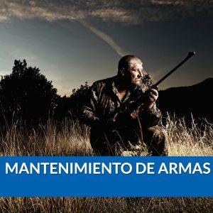 Mantenimiento de armas