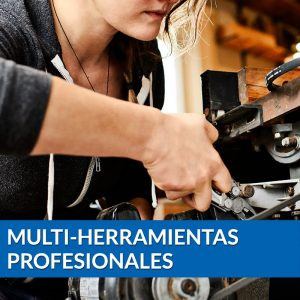 Multi-herramientas profesionales