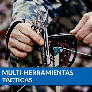 Multi-herramientas tácticas