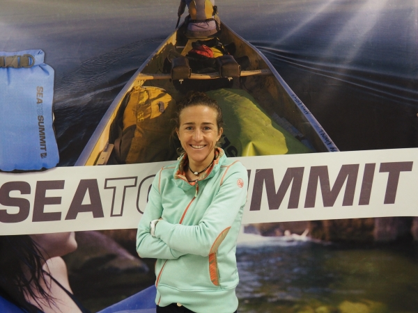Sea to Summit incorpora a Núria Picas como embajadora de marca