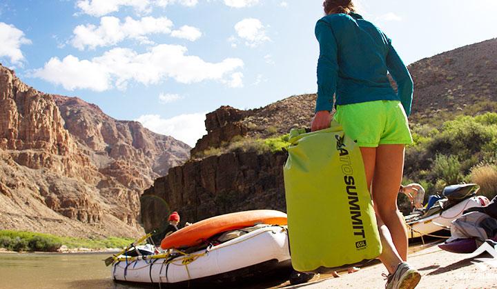 Sea to Summit te acompaña en tus viajes este verano