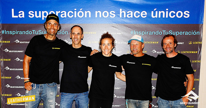 Evento embajadores Sea to Summit y Leatherman 00 | Esteller