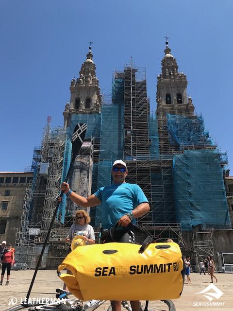 Antonio de la Rosa: Vuelta a la Península Ibérica en SUP 01