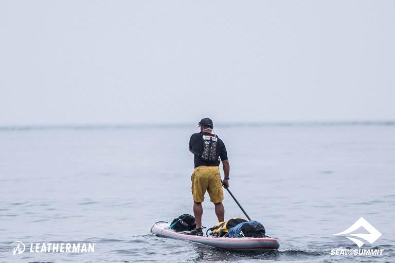 Antonio de la Rosa: deportista extremo embajador de Leatherman y Sea to Summit 01