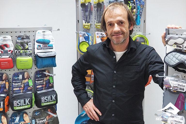 Ferran Latorre, alpinista y embajador Sea to Summit 02 | Esteller