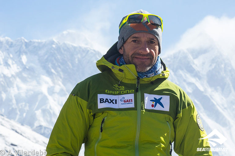 Ferran Latorre, alpinista y embajador Sea to Summit 03 | Esteller