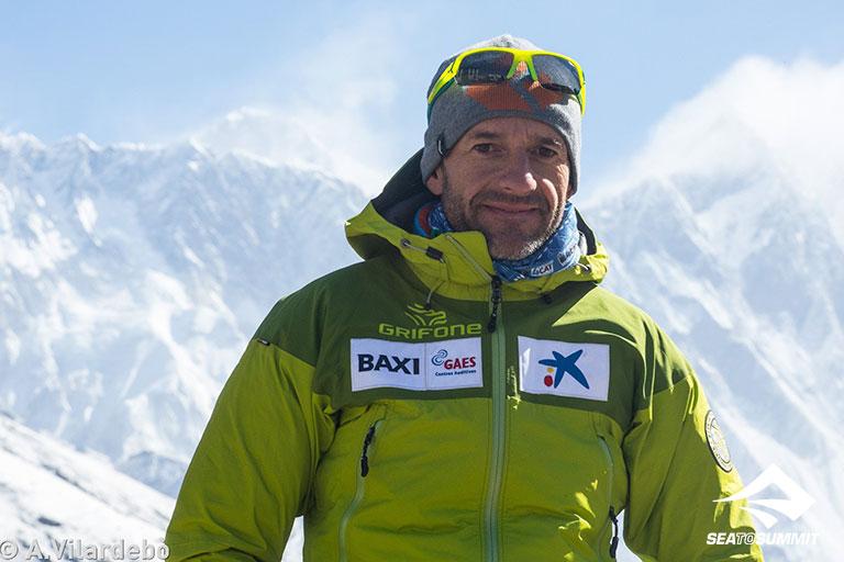 Ferran Latorre, alpinista y embajador Sea to Summit 03 | Esteller