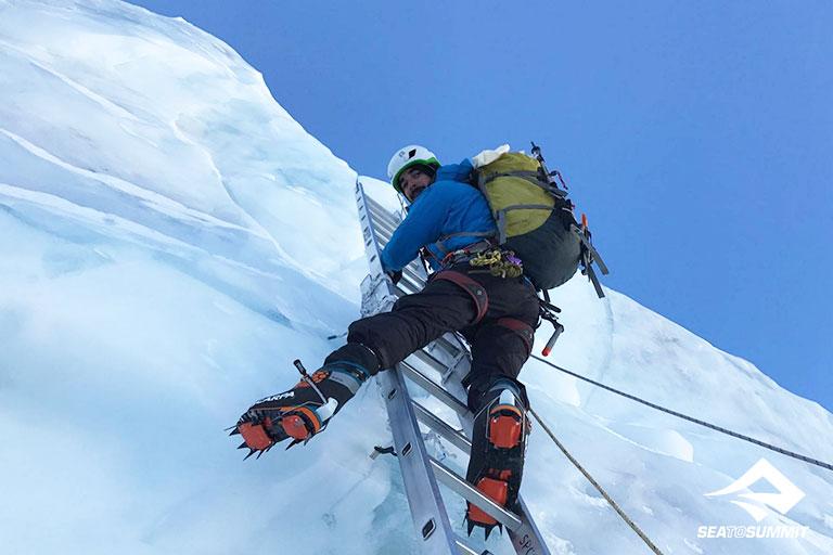 Ferran Latorre, alpinista y embajador Sea to Summit 06 | Esteller