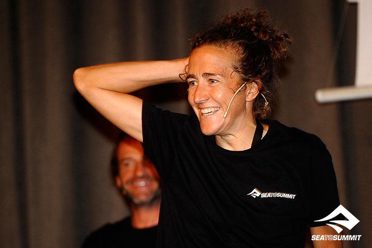 Núria Picas, bicampeona de Ultratrail y embajadora Sea to Summit 06   Esteller