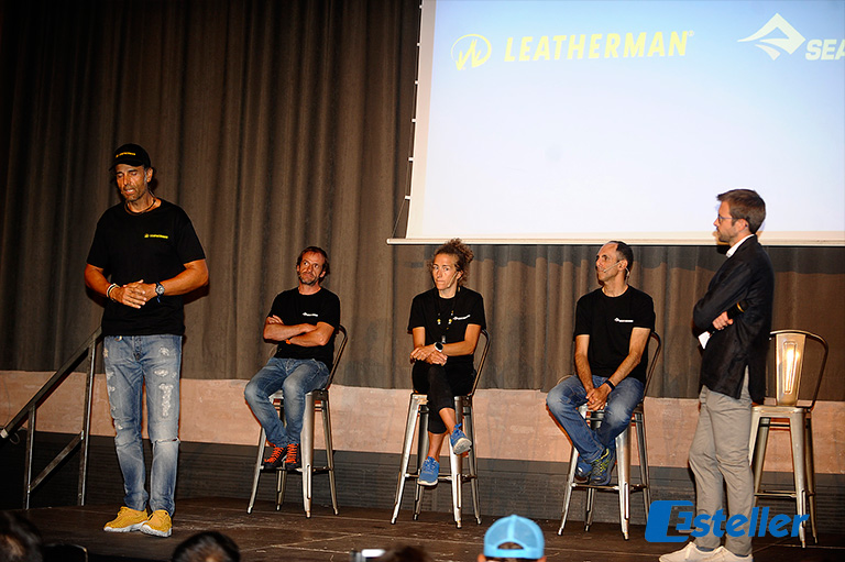 Evento embajadores Leatherman Sea to Summit 00 | Esteller