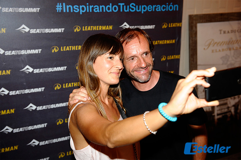 Evento embajadores Leatherman Sea to Summit 06 | Esteller
