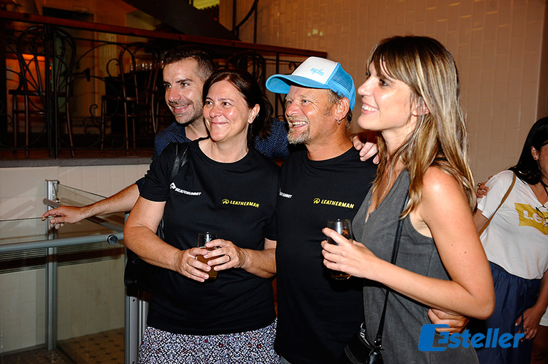 Evento embajadores Leatherman Sea to Summit 07 | Esteller