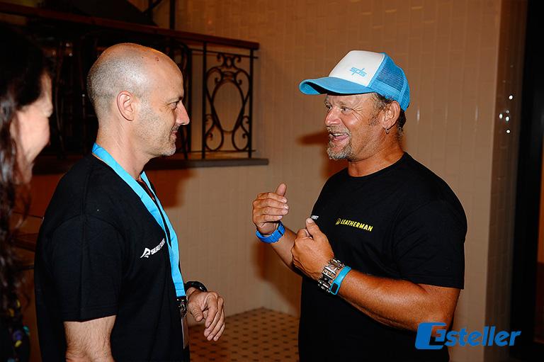 Evento embajadores Leatherman Sea to Summit 09 | Esteller