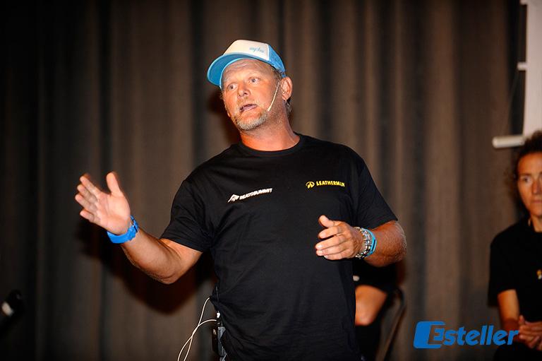 Evento embajadores Leatherman Sea to Summit 10 | Esteller