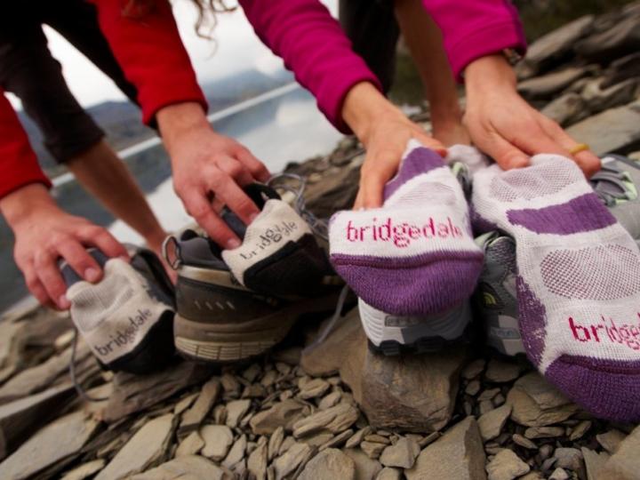 MerinoFusion™ SKI, la tecnología de Bridgedale que cuidará tus pies este invierno